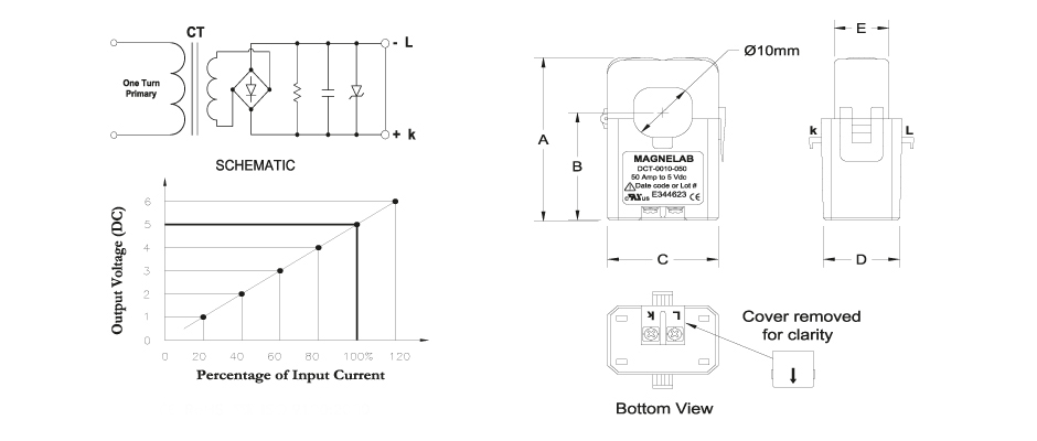 AC-Split-Core-Current-Sensor-DCT-0010_chart_dimensions