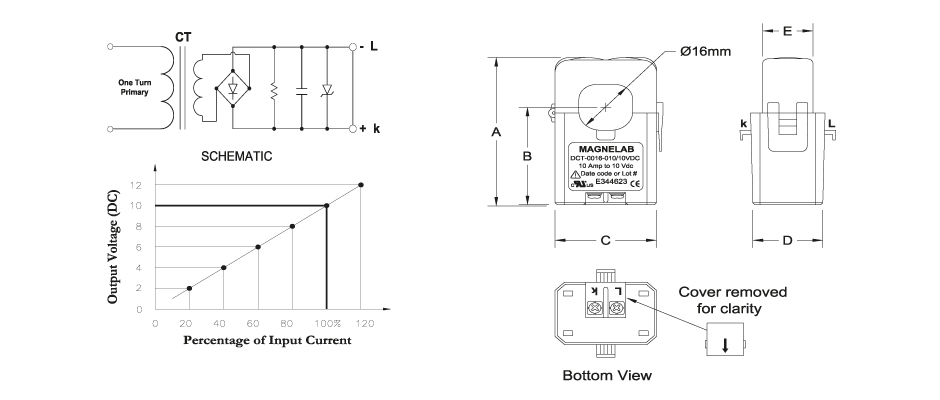 AC-Split-Core-Current-Sensor-DCT-0016-10_chart_dimensions