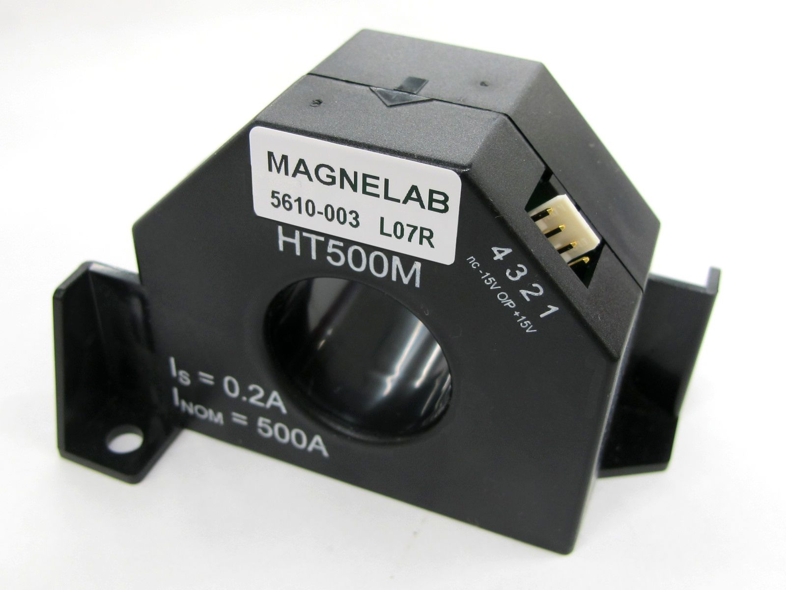 HT500M Series Hall Effect Current Sensor Magnelab